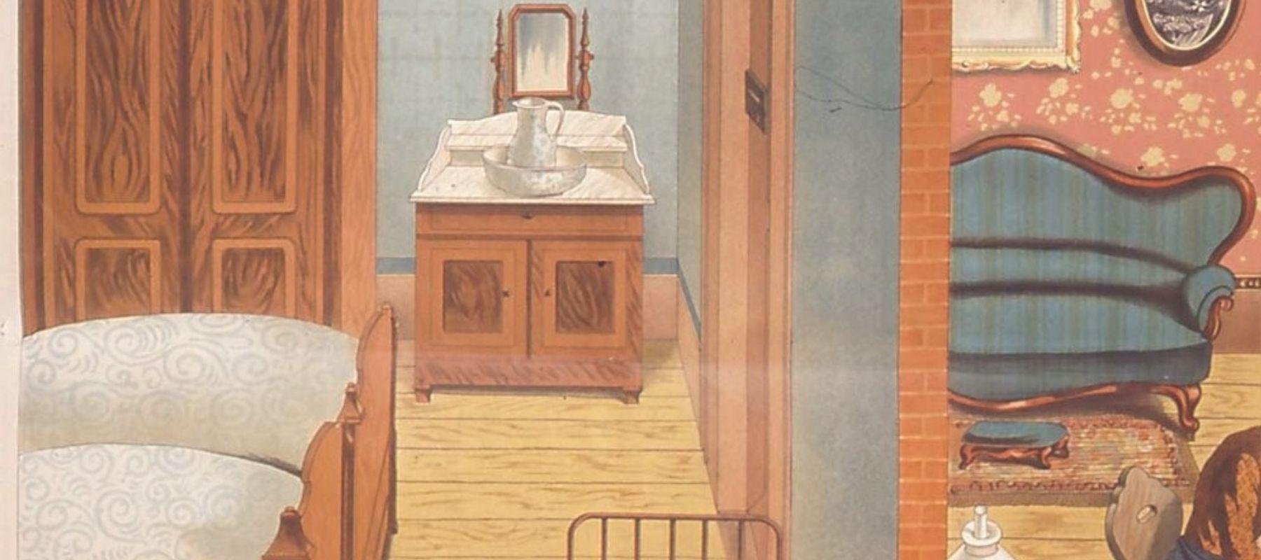 Chronique de lecture de Chez soi de Mona Chollet : confiner, c'est habiter, la tiny house, les dessin de maisons, communication en immobilier
